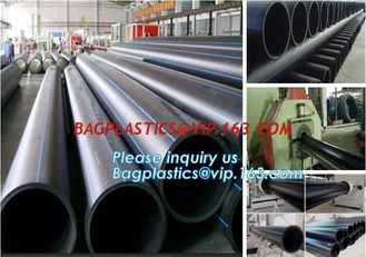 China Black plastic water irrigation system hdpe pipe roll with best price,HDPE pipe PE underground water supply pipe,PE compo supplier