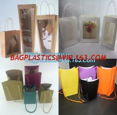 China violet printing shopping bags by handmade,Gift shopping luxury carrier Bag Direct Manufacture Paper Bag logo Printing supplier