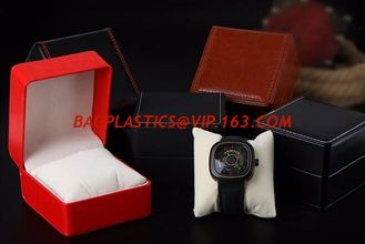 China watch box, gift box, leather box, boxes bagease Luxury Magnetic closure paper Box ,foldable paper box With Ribbon handle supplier