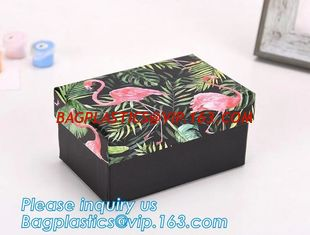 China Custom Luxury Printing Art Paper Gift Packaging Box With Clear Plastic/PVC Window wholesale,paper box with logo stamping supplier
