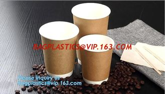 China Custom LOGO printed disposable coffee paper cup,AMAZON hot selling heat insulation disposable double wall paper cup PACK supplier