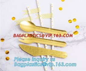 China paper folk, paper knife, paper spoon, paper straw, paper cultery, paper party supplies, paper plate, paper bowl, paper supplier