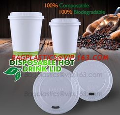 China Eco-Friendly Biodegradable Cornstarch CPLA Cups,FDA SGS certificated disposable biodegradable CPLA coffee stirrer for pa supplier