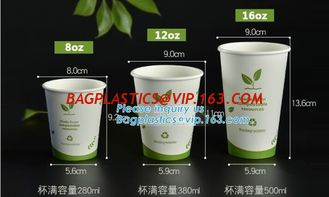 China Color Plastic Lid For Pla Coffee Yogurt Paper Cup,Disposable 90mm SGS test report CPLA lid for coffee cups bagease pack supplier