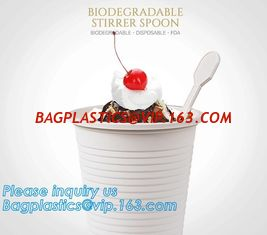 China Colorful Biodegradable Bamboo fiber travel cup,Biodegradable 8 Oz White China Microwave Disposable Cornstarch Cup packag supplier
