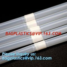 China PLA Plastic Biodegradable Straws drinking Disposable straw Enviroment friendly Bio PLA straw,PLA straws 100% Recycled Bi supplier