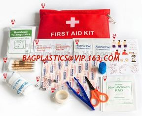 China Universal Sterile Disposable Surgical Pack,Medical Kit use as Essential treatment supplies in each pack bagplastics pac supplier