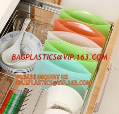 China Reusable Silicone Food Storage Bag Washable Silicone Fresh Bag for Fruits Vegetables Meat Preservation bagease bagplasti supplier