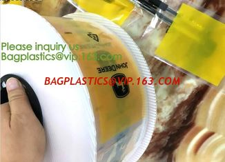 China Factory custom LLDPE plastic Preopened polybag auto Bag on a Roll,autobag,pre perforated Preopened polybag auto Bag on a supplier