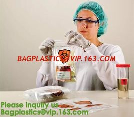 "China Bio Hazard Tote Bags,Stick-on Red Bio Hazard Waste Bags 6"" x 6"" 200/Bx,Shop Bio Hazard Shoulder bags online bagease pack supplier"