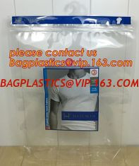 China O Ring Hanger EVA Zipper Bag Transparent PVC Hanger Hooks Packaging Bag in China Suppliers,shirt packaging bags, Hanger supplier