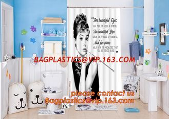 China POLYSTER CURTAIN, PVC CURTAIN, ANTI-SLIP MAT FILM, PEVA SHELF LINER, DRAWER MAT, FABRIC SHOWER CURTAIN, BATH MAT, DOOR M supplier