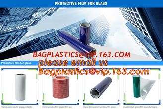 China PE perfortate & printing for pcb packing protective film plastic film die cut,protective film roll pe protective film fo supplier