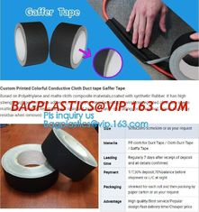 China Black Pro Gaff Matte Cloth Gaffers Tape for Entertainment Industry,air condit duct tape gaffer tape,gaffer tape measurin supplier