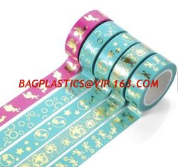 China Washi Paper Masking Tape for Car Painting and Decorative,washi tape,assorted design washi tape decorative school station supplier