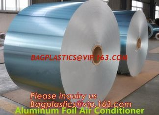 China Household Aluminium foil jumbo rolls for food pack packing packages,1235 Jumbo Roll,laminated aluminium foil jumbo roll/ supplier