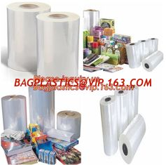 China China pof plastic film cross linked pof shrink film,pof plastic film heat shrink pof packaging film,POF Package Film Str supplier