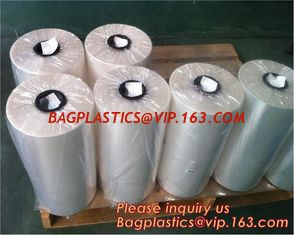 China Printed POF crosslink shrink film shrink wrap film,Central Fold POF Shrink Wrap Film,Thickness   Micron     12.5micron supplier
