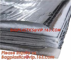 China Fire-retardant Multi-Layer Thermal Reflective Attic Insulation,Multi layers aluminum foil insulations for roofing, wall supplier