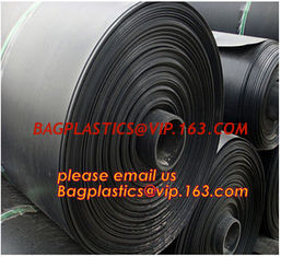 China 0.8mm pond liner hdpe fish pond geomembrane,Composite Geomembrane for fishing pond,Polyester Needle Punched Nonwoven Geo supplier