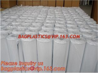 China 0.1mm 0.12mm 0.15mm 0.18mm 0.2mm 0.25mm hydroponic agriculture white/black panda opaque polyethylene PE film BAGPLASTICS supplier