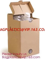 China Bag in box packaging bib wine,Plastic Portable Wine Dispenser Bag In Box Red Wine,bag in box for edible oil , wine, milk supplier