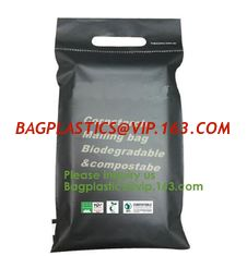China cornstarch made biodegradable custom printed plastic mailing bags,China Supplier Custom biodegradable courier bag biogra supplier