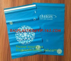 China Die cut handle custom compostable biodegradable cornstarch made plastic mailing bags,Cornstarch made biodegradable compo supplier