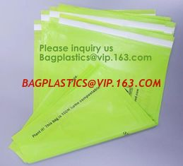 China Cornstarch made biodegradable compostable shipping plastic mailing bag custom bubble mailer poly mailers bagease bagplas supplier