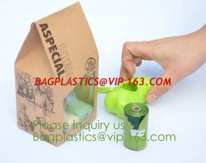 China custom size 100% biodegradable EN13432 compostable trash bags from China factory,OK COMPOST bio degradable plastic bag supplier
