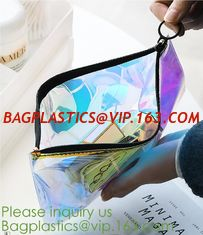 China Makeup Bag zipper bag cosmetic bag set,Nylon Cosmetic Beauty Bag, Travel Handy Organizer Pouch for Womens portable pack supplier