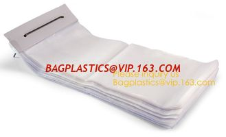China ECO vegetable packaging 100% compostable PLA wicket plastic bag, BIO Plastic Wicket Bag for food with customized print supplier
