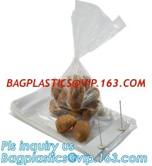 China biodegradable newspaper bag, doorknob bags,Poly Wicket Bag Plastic Printed Bread Bag,Clear Bread Packaging Poly LDPE Wic supplier