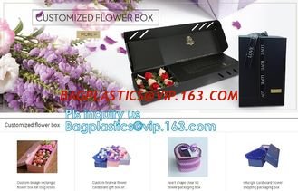 China Chocolate and candy wedding invitation Paper Box Packaging, Foldable Paper Box Wholesale, Color Paper Gift Box Factory supplier