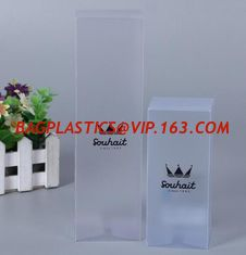 China Gift  box PP  packaging  box PVC packaging  box PET packaging box Blister Clamshell packaging,PVC plastic rectangle fold supplier