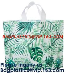 China Soft Loop Handle Bag/Hard Loop Handle Bag/ Shopping Bag/ Gift Bag/Promotion Bag,COMPOSTABLE & BIODEGRADABLE supplier