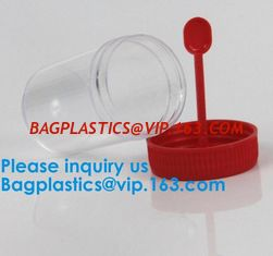 China Medical Use Sterile Urine And Stool Sample Container 30ml 40ml 60ml 100ml,Disposable Urine Test Bottles For Medical Cont supplier