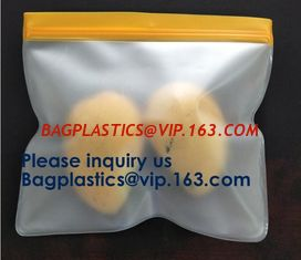 China Factory Direct Environmentally Friendly Degradable Material Wearing Rope Harness Pocket PEVA Thickening Universal Packag supplier
