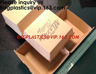 China Kraft Paper Burger Box Corrugated Hamburg Box,Burger French Fries  Packaging Hotdog Kraft Box,Cardboard Paper Double pac supplier