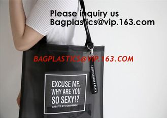China Nylon Beach Bag Clear Transparent Custom Shopping Reusable Mesh Tote,Eco High-quality Mesh Large Beach Bag, bagease supplier