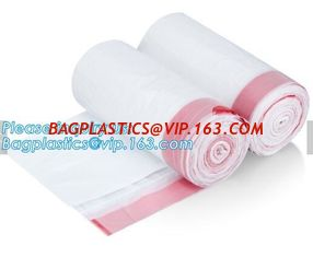 China Eco Friendly Trash Can Liners For Toter, Clear Heavy Duty Garbage Bags,Office, Kitchen, Living Room, Bedroom, Bathroom supplier