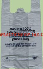 China Compostable Lawn & Leaf Yard Waste Bags,Pet Waste Bags With Handles,Resealable Sandwich Bags,Tall 13 Gallon Food Scrap B supplier