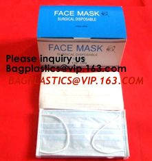 China Disposable Earloop Face Masks - Antiviral, Allergy and Flu Protection - Protect Your Health from Pollution, Dust, Germs supplier