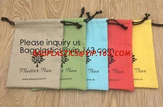 China GIFT PACK, ORGANZA, VELVET, SATIN, SILK, SUEDE, FLAX, GUNNY, GAUZE, MICROFIBER, NYLON, BURLAP, SACHET, JUTE, PU LEATHER supplier