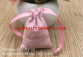China Cotton Muslin Bags with Drawstring Gift Bags Jewelry Pouches Sacks for Wedding Party and DIY Craft,gifts, jewelries, sna supplier