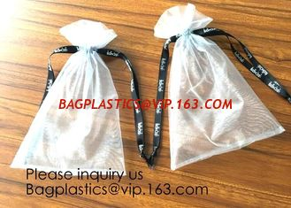 China Organza Packing Pouch Bag Hot Sale Products Jewelry Packaging Organza Bags for Bracelet Beads Gift Pouch BAGEASE PACKAGE supplier