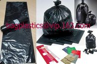 China PLASTIC liner, swing bin liner, white bags, green bags, black bags, nappy bags, bin bags factory