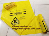 Autoclave waste bag, Specimen bags, autoclavable bags, sacks, Cytotoxic Waste Bags, biobag
