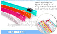 China Press-Lok Zipper, String Zipper, Flanged Zipper, Slider, Zipper, Vacuum Zipper factory