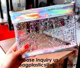 China PVC Bag For Gift/Clear Purse PVC Transparent Handbags, Waterproof Shoulder Bag Beach Package Shoulder Bag, Bagease factory